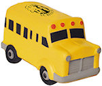 School Bus Stress Balls